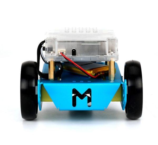 Робототехнический набор mBot v1.1-Blue (Bluetooth-версия) вид 5