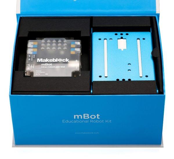 Робототехнический набор mBot v1.1-Blue (Bluetooth-версия) вид 7