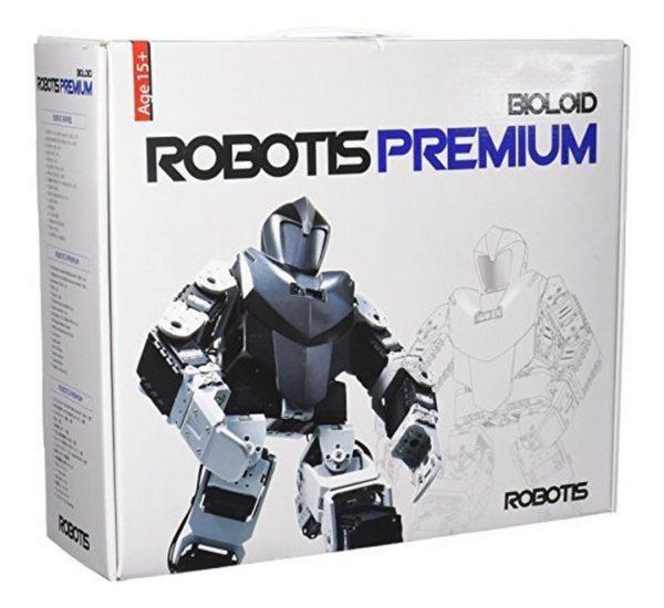 ROBOTIS BIOLOID Premium Kit вид 1