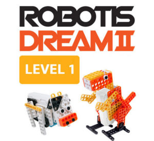 ROBOTIS DREAM Ⅱ Level 1 Kit вид 1