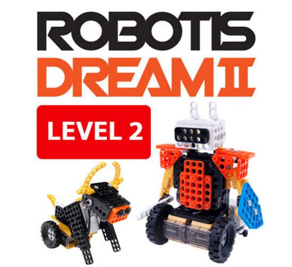ROBOTIS DREAM Ⅱ Level 2 Kit вид 1