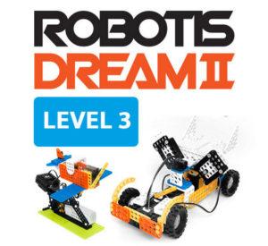ROBOTIS DREAM Ⅱ Level 3 Kit вид 1