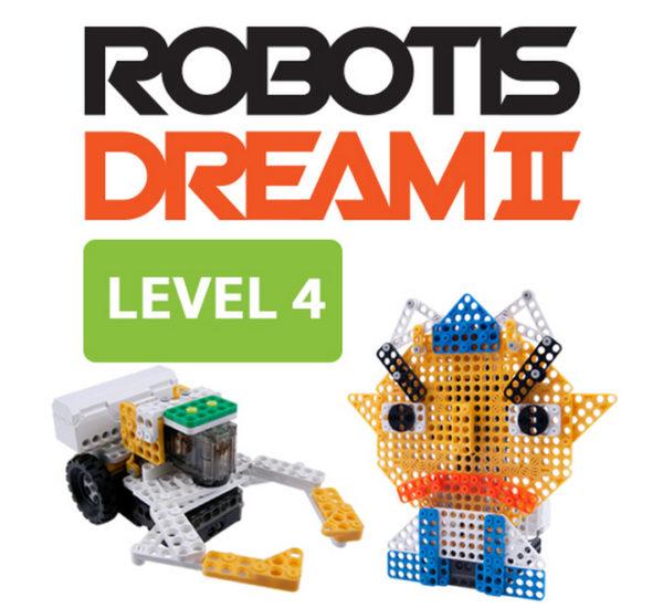 ROBOTIS DREAM Ⅱ Level 4 Kit1