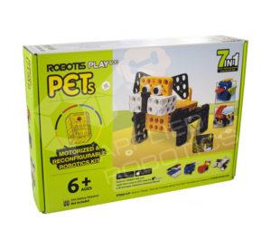 ROBOTIS PLAY 600 PETs (Домашние животные)